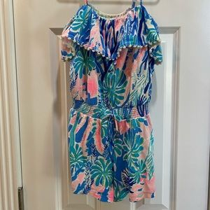 Lilly Pulitzer romper!